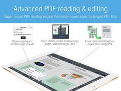 GoodReader, más que un lector de PDF para iPad.  #aplicaciones #iosapps #herramientas #ios #productividad