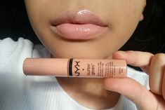 NYX Butter Gloss Swatches + Bewertung - - List of the most beautiful makeup Beauty Make-up, Beauty Hacks, Hair Beauty, Beauty Tips, Natural Beauty, Beauty Care, Natural Makeup, Beauty Products, Nyx Products