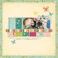 A Project by JenniferHignite from our Scrapbooking Gallery originally submitted 04/29/11 at 04:10 PM