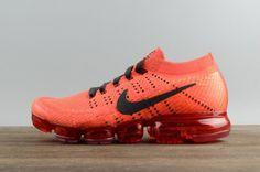 uk availability 841c0 5bc6d Nike Air Vapormax Flyknit University Red Black 849558-992 Boys Nike, Lebron  15 Shoes