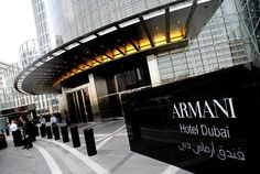 Situated in the Burj Khalifa, the hotel offers a Stay with Armani lifestyle concept.Featuring 160 guest rooms, award-winning dining and the Armani/SPA Armani Hotel Dubai, Interior Design Dubai, Destinations, Asia, Centre Commercial, Most Luxurious Hotels, Visit Dubai, Luxury Rooms, Luxury Holidays
