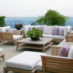 love the look of this furniture