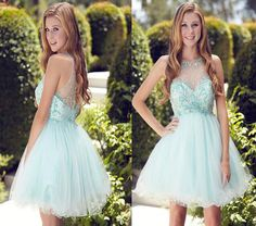 Beading Short/Mini Prom Dress Homecoming Dress,Sweetheart prom dress,A-Line dress