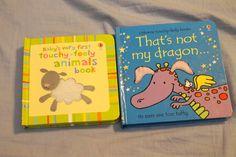 Homeschool special needs Mom review of a couple sensory books from Usborne :)
