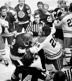 The official matchday programme looks back at Arsenal's silverware-winning seasons Flyers Players, Hockey Players, Bruins Hockey, Ice Hockey, Montreal Canadiens, Toronto, Hockey Hall Of Fame, Nba Miami Heat, Boston Sports