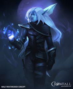 Crowfall - Throne War MMO | Archetyp Frostweber