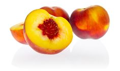 Homemade Peach, Nectarine, Apricot, or Plum Puree (introduce at 7-8 months)