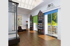 bedroom design by Milan Sipek