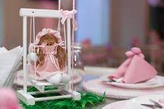 Resultado de imagem para lembrancinha de aniversario infantil boneca de pano