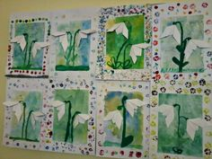 For kids, spring art projects, school art projects, indoor activities Spring Art Projects, Spring Crafts For Kids, School Art Projects, Diy Crafts For Kids, Art School, Art For Kids, Spring Activities, Art Activities, Indoor Activities