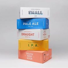Who digs the branding? 🍻Shout out to Kalee Alter for their kick arse d. - Who digs the branding? 🍻Shout out to Kalee Alter for their kick arse design – – – # - Cool Packaging, Beer Packaging, Food Packaging Design, Beverage Packaging, Print Packaging, Packaging Design Inspiration, Product Packaging Design, Product Branding, Corporate Design