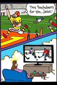 Yay Hockey! :) <3<3
