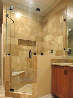 Neo Frameless Shower Enclosures. Located in Central Florida. For more info http://showerenclosuresorlando.com/neo.html