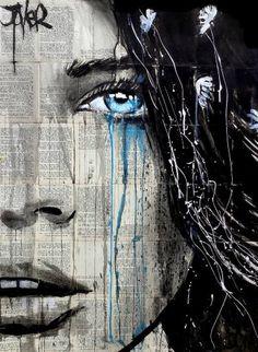 "Saatchi Art Artist LOUI JOVER; Drawing, ""days"" #art"