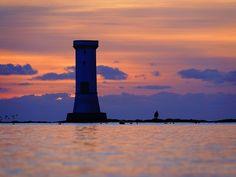 Histoire des phares du Morbihan : la Tour des Anglais à Damgan   Actu Morbihan