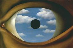Rene Magritte  - Rene Magritte was a Belgian surrealist artist. He became well known for a number of witty and thought-provoking paintings that fell under the umbrella of surrealism. His work challenges observers' preconditioned perceptions of reality.
