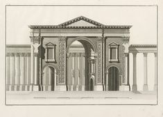 """War in Syria has irrevocably changed the ancient city of Palmyra: """"The Legacy of Ancient Palmyra"""" is an online tribute by the Getty Research Institute. Triomphe, Historical Images, Art And Architecture, French Country, Big Ben, 19th Century, Taj Mahal, The Past, Louvre"""