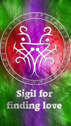 Wolf Of Antimony Occultism — Sigil for finding love Sigil requests are open Wiccan Witch, Magick Spells, Wicca Witchcraft, Wiccan Symbols, Magic Symbols, Practical Magic, Finding Love, Book Of Shadows, Affirmations
