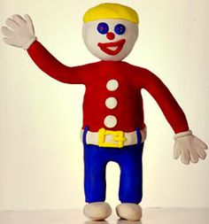 Mr. Bill - a sweet little fellow who was smashed in a million different ways on late night SNL -