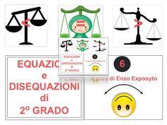 EQUAZIONI e DISEQUAZIONI di II GRADO - ESEMPIO 6 - CALCOLI, GRAFICI e…