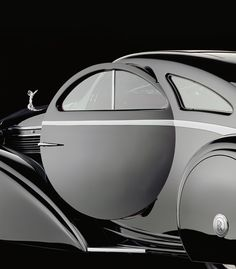 The Round Door Rolls – 1925 Rolls-Royce Phantom I Jonckheere Coupe | Heacock Classic Insurance