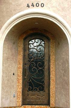Milan: 5-12 - Cantera Doors & PB-406 - Wrought Iron Doors Windows Gates \u0026 Railings from ... Pezcame.Com