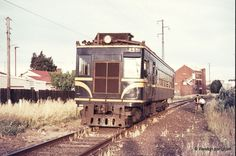 North Carlton Up AREA Special 55 RM - 1968