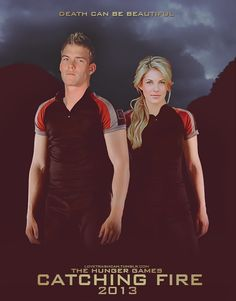 Alan Ritchson as Gloss and Stephanie Leigh Schlund as Cashmere
