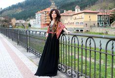 the black dress madame de rosa