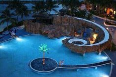 You must be careful in choosing the swimming pool contractor. Here are some tips for you to choose the best pool contractor. Pool Spa, My Pool, Beautiful Pools, Beautiful Places, Beautiful Pictures, Luxury Tumblr, Insane Pools, Luxury Pools, Dream Pools