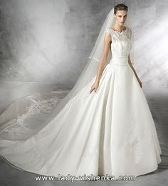 57. Brautkleid Prinzessin Alle Brautkleider http://de.lady-vishenka.com/princess-wedding-dress-2016/