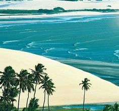 Praia de Jericoacoara in Jijoca de Jericoacoara, CE | Brasil