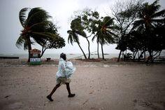 El huracán Matthew dejó al menos un muerto y un desaparecido en Haití - Los Andes (Argentina)