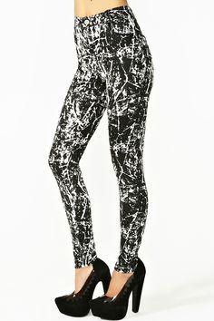 Jordan Skinny Jeans in Shatter