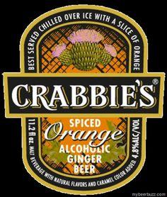 Crabbie's Spiced Orange Ginger Beer Coming To U.S.
