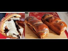 Cozonac extra pufos ce se desface pale, pale - cea mai bună rețetă încercată - YouTube Pastry And Bakery, Felicia, Hot Dog Buns, Food And Drink, Tasty, Sweets, Bread, Cake, Desserts