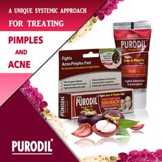 #Purodil is the most comprehensive approach to manage #acne and #pimples. This #ayurvedic #treatment normalize Gut Brain #Skin Axis & prevents #acne flare up & recurrence.  #BuyOnline with #FreeShipping across #India : www.aimilpharmacy.life