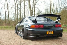 #Toyota_MR2 #Slammed #Bagged #AirLift #Camber #Stance #Modified