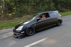 Honda Civic S