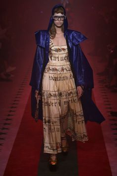 Gucci | Ready-to-Wear Spring 2017 | Look 57