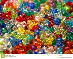 Arts And Crafts Beads - Download From Over 29 Million High Quality Stock Photos, Images, Vectors. Sign up for FREE today. Image: 3623791