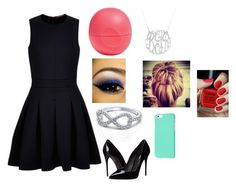 """""""Untitled #36"""" by sselmanagic on Polyvore featuring Comptoir Des Cotonniers, Eos, Dolce&Gabbana and NYX"""