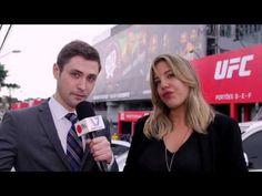 Mike Bohn, Fernanda Prates preview UFC 198 - Full Interview