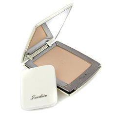 Guerlain Face Care, 9 ml Parure Compact Foundation with Crystal Pearls SPF20 - # 02 Beige Exquis for Women -  Contains crystal pearls in the composition of powder foundation,Allows light to filter to surface of skin,Reveals texture  hides imperfections,Broadly protects skin from harmful sun rays,Leaves complexion smooth  radiantly beautiful, Buy Guerlain Face Care, 9 ml Parure Compact...