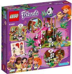 Tree House Playground, Playground Set, Legos, Lego Friends Sets, Friends Tv, National Geographic, Building Toys For Kids, Lego Building, Jungle Tree