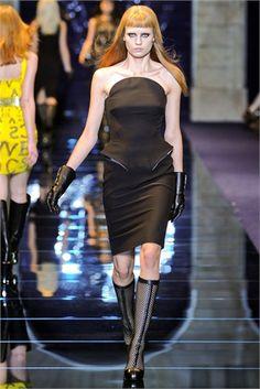 Versace AW 2012.  philosophie de la mode