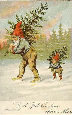Jag skriver om min vardag och om allt möjligt... mycket bilder....kändisar...slott...roliga bilder...recept..... citat... m.m Ghost Of Christmas Past, Swedish Christmas, Noel Christmas, Scandinavian Christmas, Christmas Card Crafts, Christmas Printables, Vintage Christmas Images, Christmas Pictures, Yule