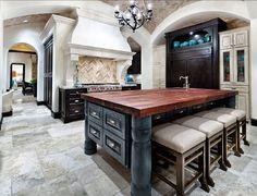 #Rustic #Kitchen Kitchen