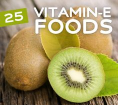 25 Foods High in Vitamin E ~ Vitamin E is an essential vitamin with antioxidant properties. In the body, Vitamin E is commonly associated with the health of the skin, but it also plays a role in the proper functioning of many of the body's organs. Health And Nutrition, Health And Wellness, Vitamin Rich Foods, Health Cleanse, Chutneys, Detox Recipes, Detox Foods, Easy Recipes, Vitamins And Minerals