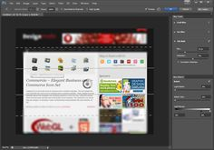 PS CS6 with unreal functions that make it easier for web designers with everyday tasks